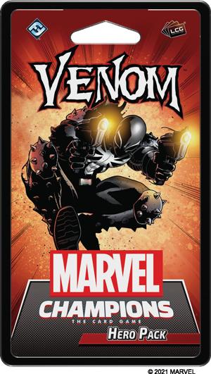 Marvel Champions LCG : Venom Hero Pack (FR)