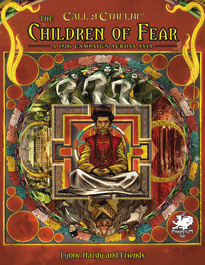 Call of Cthulhu: The Children of Fear (HC)