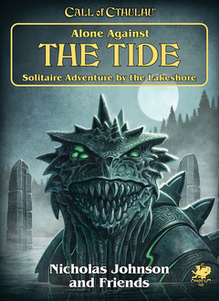 Call of Cthulhu: Alone Against the Tide (SC)