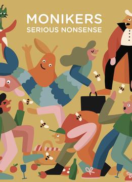 Monikers: Serious Nonsense (Shut Up and Sit Down)  (EN)