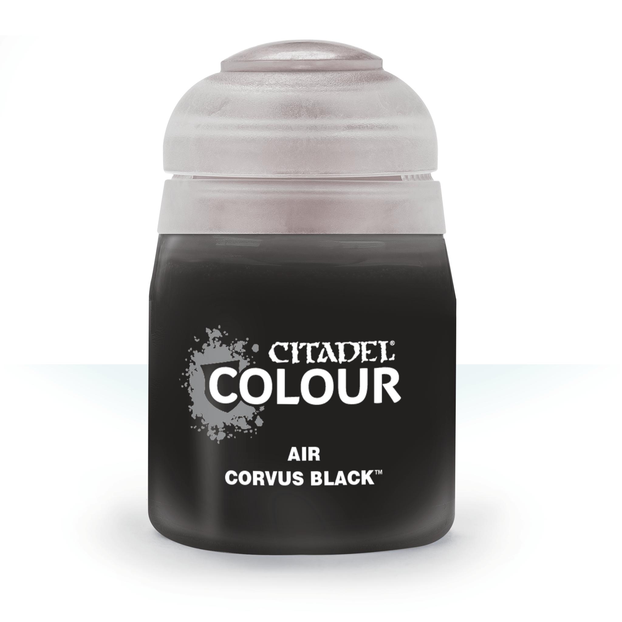 Corvus Black (Air 24ml)