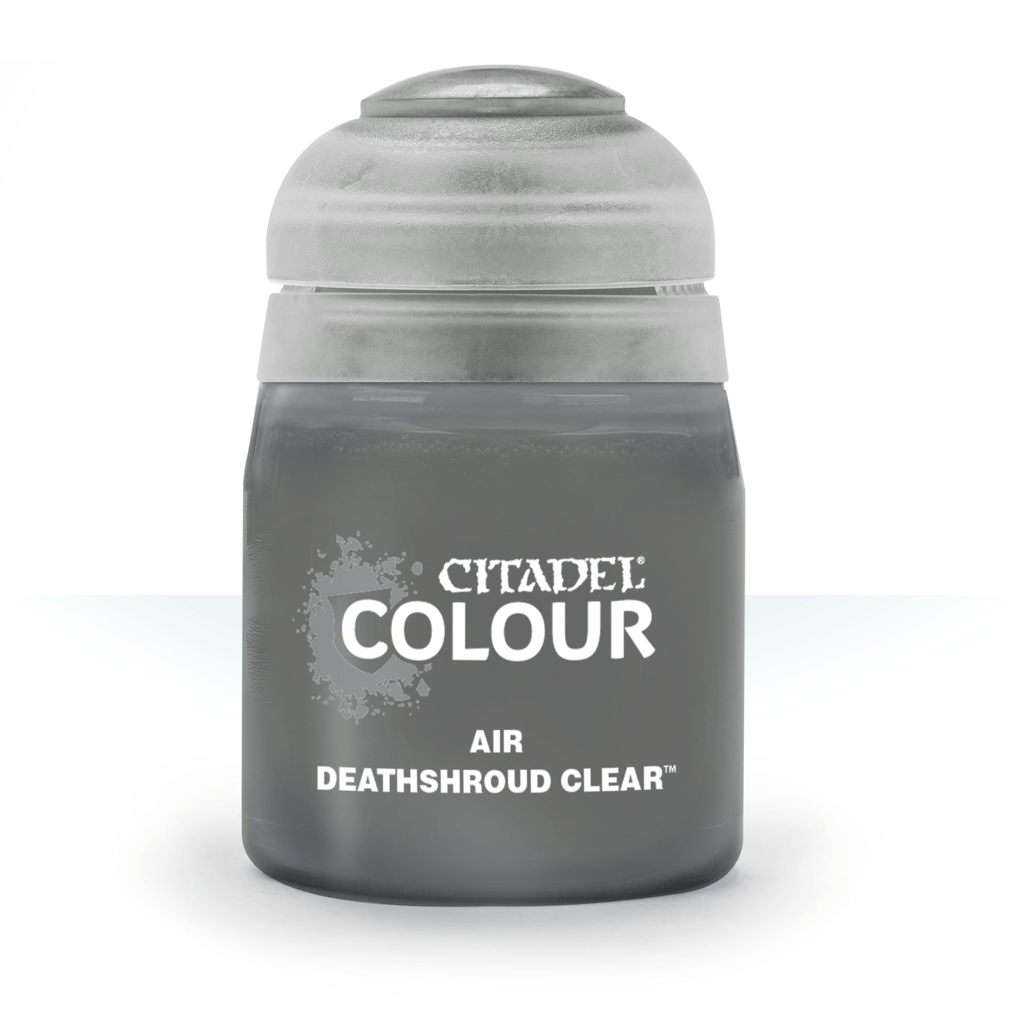 Deathshroud Clear (Air 24ml)
