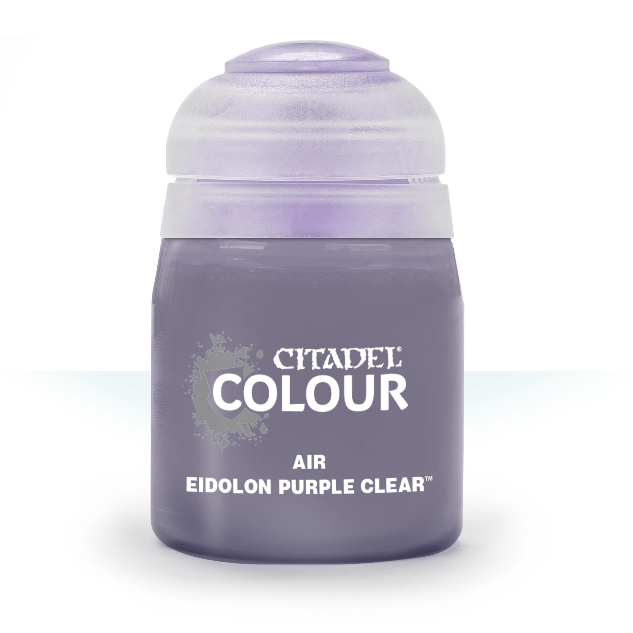 Eidolon Purple Clear (Air 24ml)