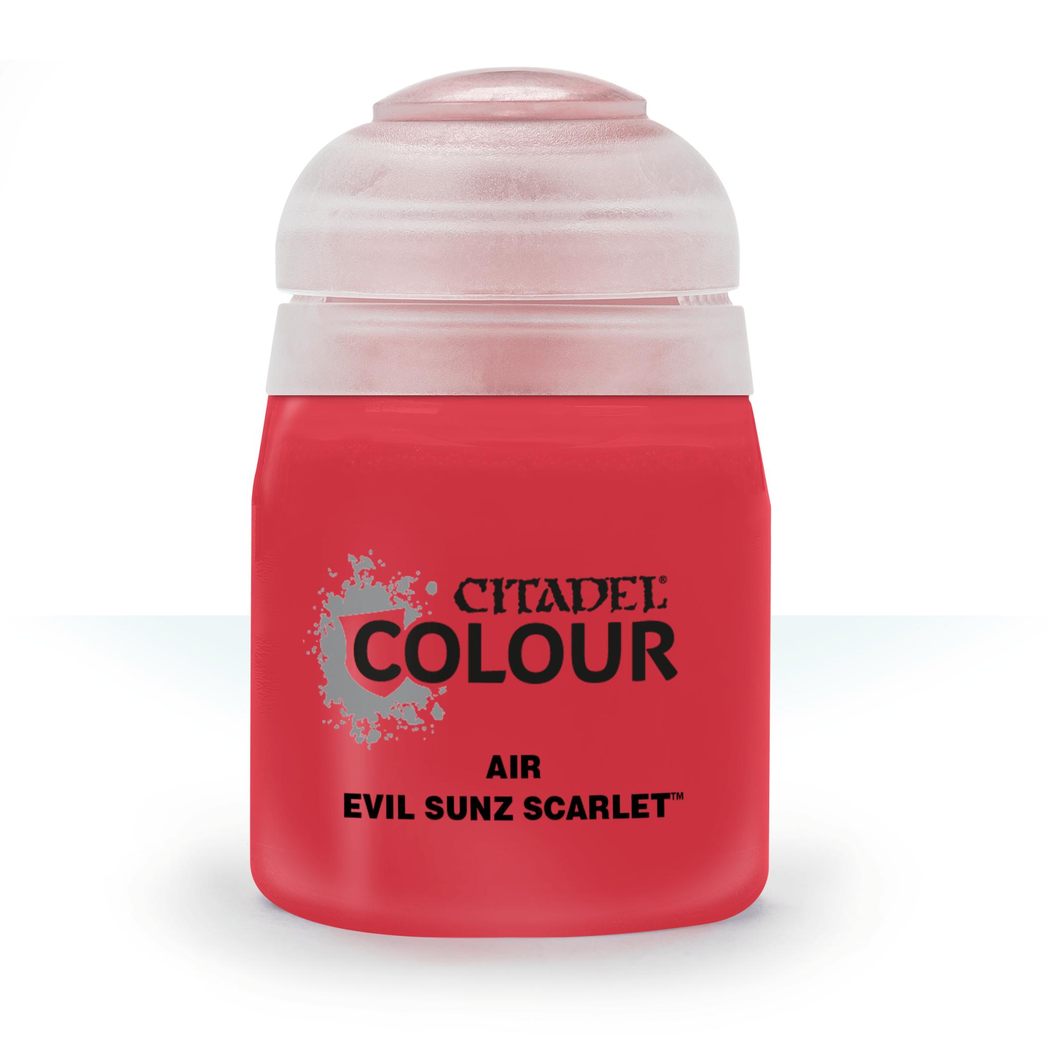 Evil Sunz Scarlet (Air 24ml)