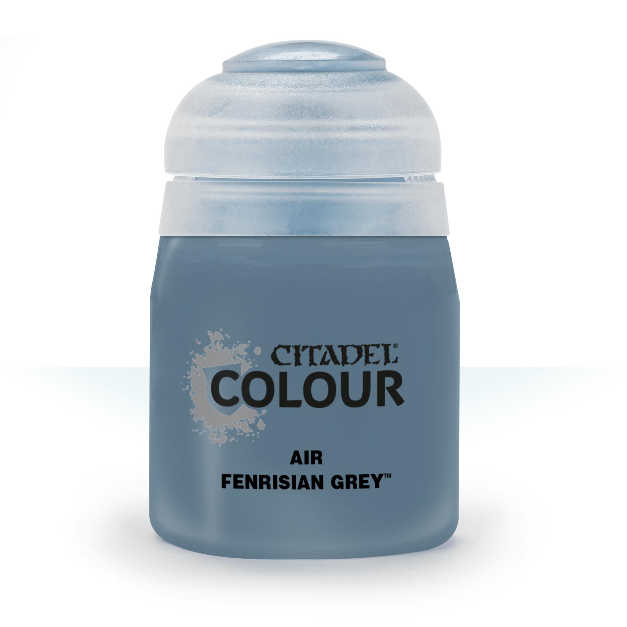 Fenrisian Grey (Air 24ml)