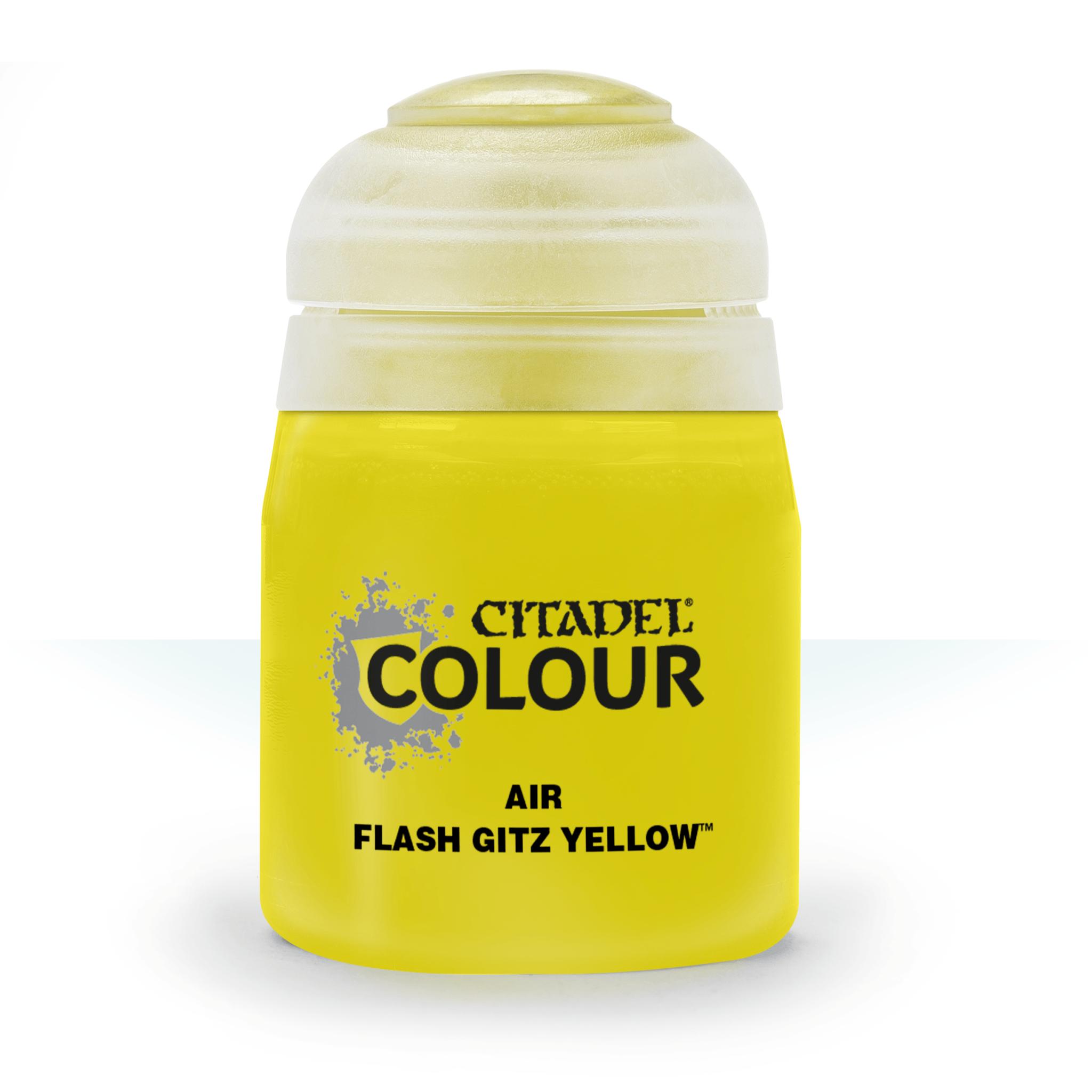 Flash Gitz Yellow (Air 24ml)