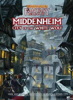 WFRP Middenheim: City of the White Wolf