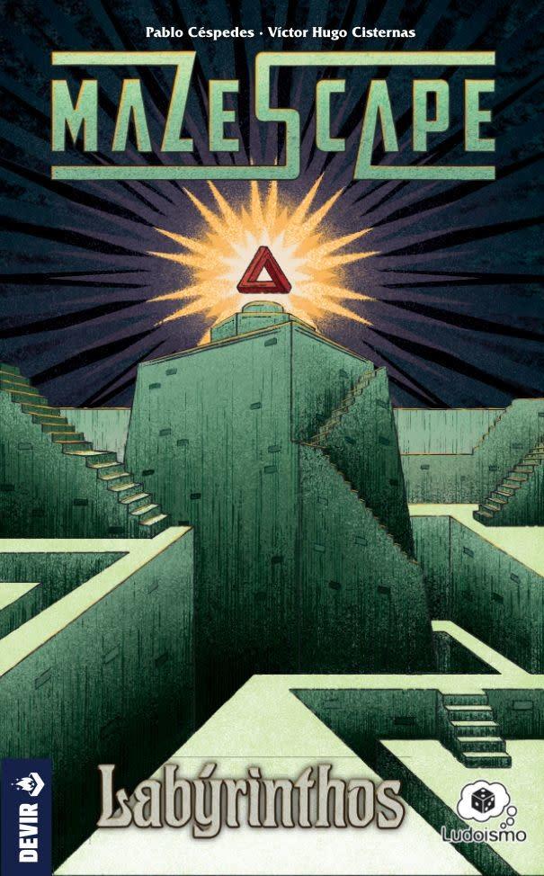 Mazescape: Labyrinthos (EN)