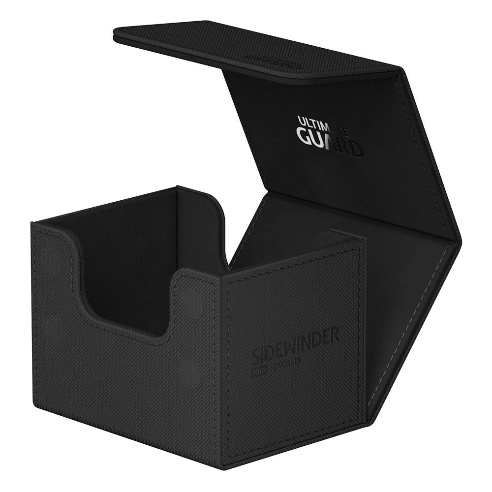 Deck Case: Sidewinder 100+ Monocolor Black