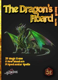 The Dragon's Hoard #1 (5E Zine)
