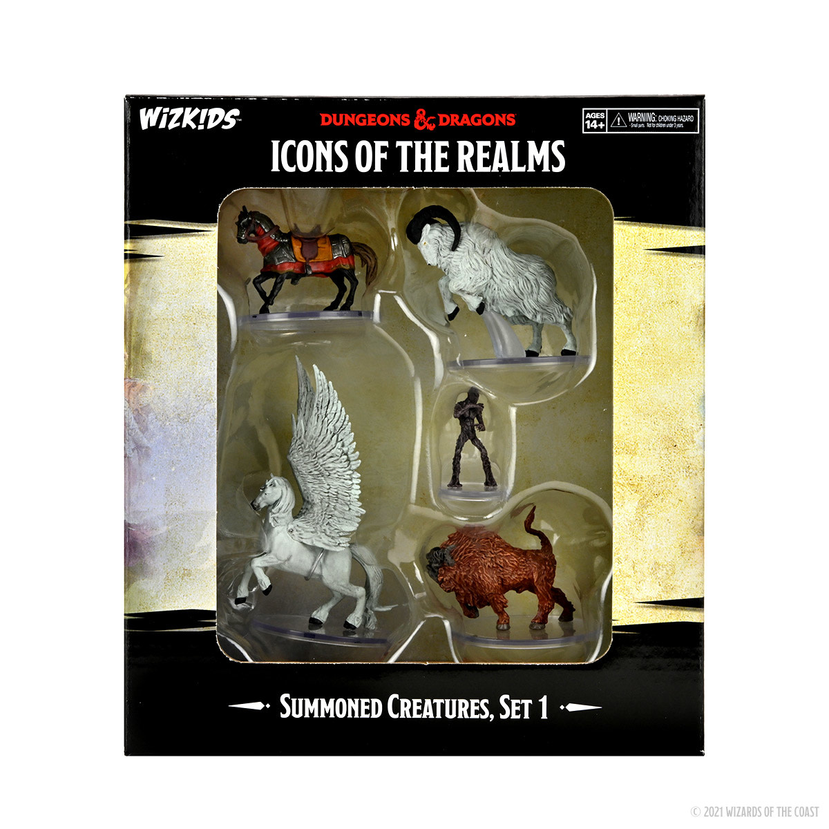 D&D Icons: Summoned Creatures Set 1