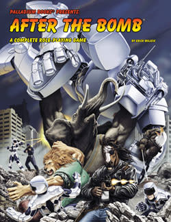 After the Bomb RPG (HC)