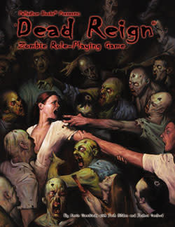 Dead Reign RPG (HC)