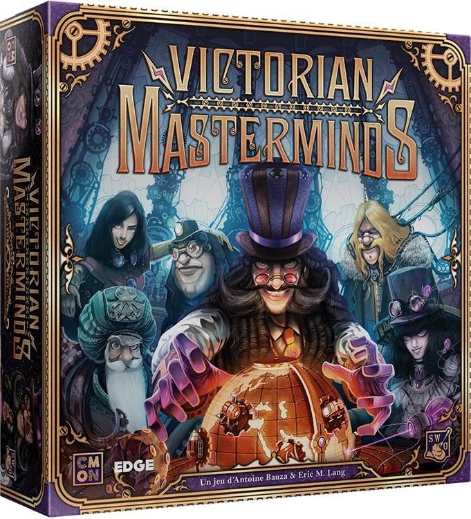 Victorian Masterminds (FR)