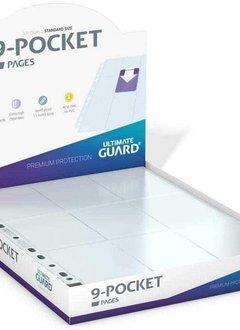 UG 9-Pocket Page Box (100ct)
