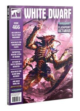 White Dwarf #466 (July 2021)