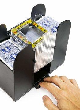 6 Deck Automatic Card Shuffler