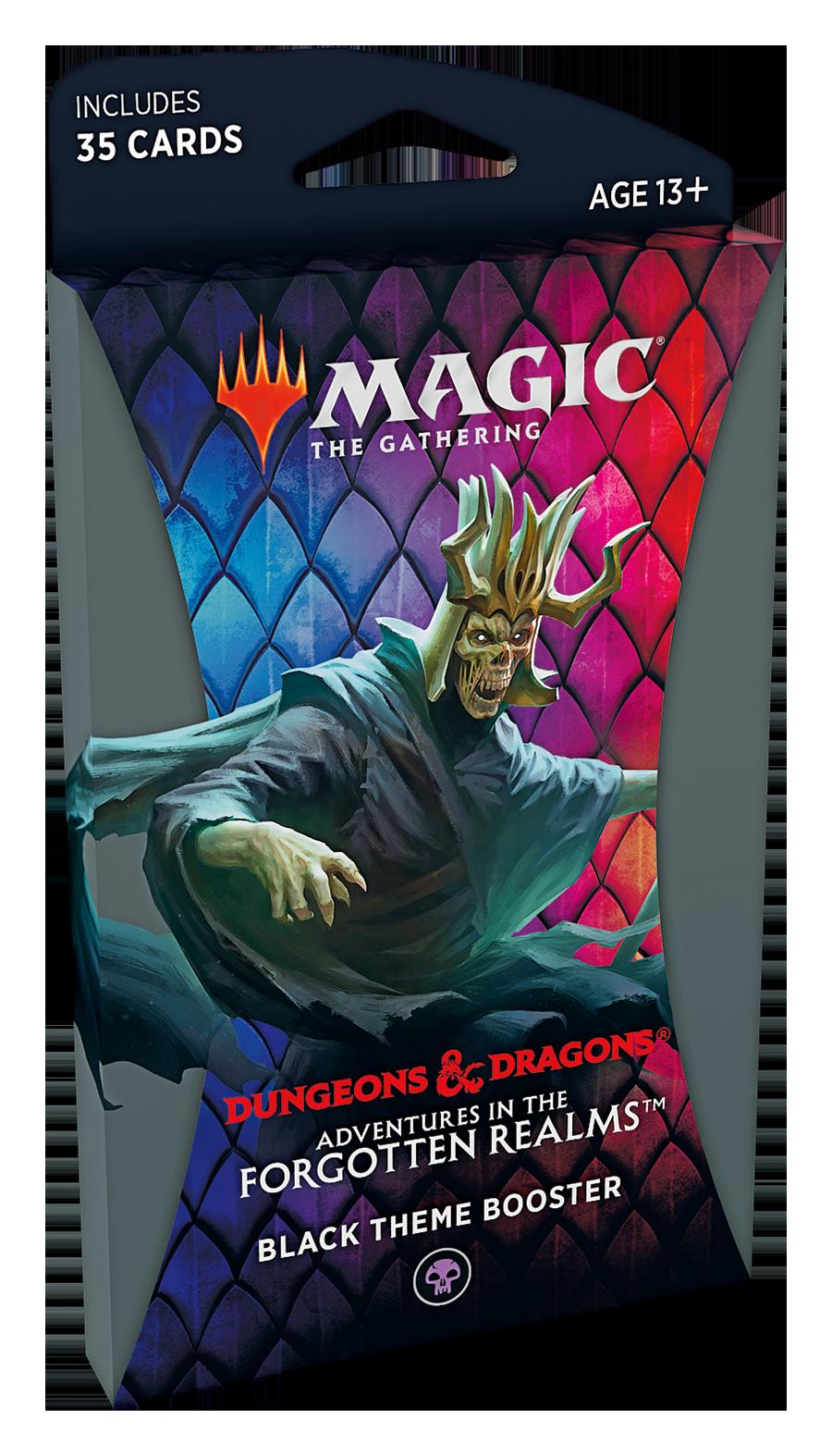 MTG Forgotten Realms Theme Booster