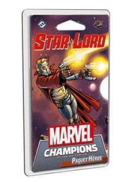 Marvel Champions: Le Jeu De Cartes: Star-Lord (FR)