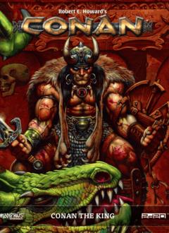 Conan The King RPG (HC)
