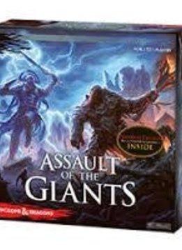 D&D Assault of the Giants Premium Edition