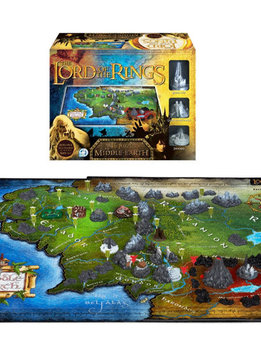 Puzzle: 4D - The Lord of the Rings: MiddleEarth (2174 pcs)