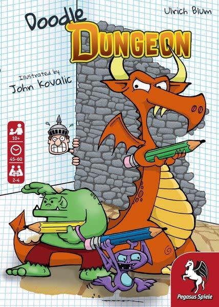 Doodle Dungeon