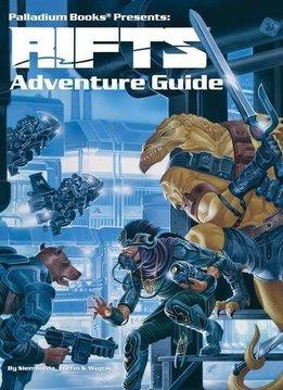 Rifts: Adventure Guide (HC) (EN)