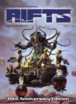 Rifts: 30TH Anniversary (HC) (EN)