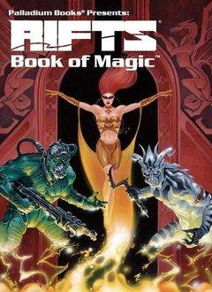Rifts : Book of Magic (HC) (EN)