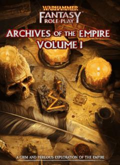 Warhammer RPG Archives of the Empire V1 (HC)