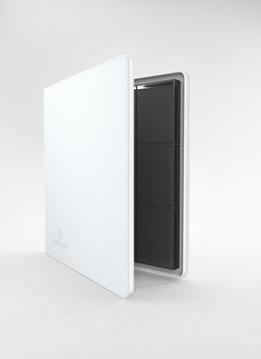 Zip-Up Album: 24-Pocket White