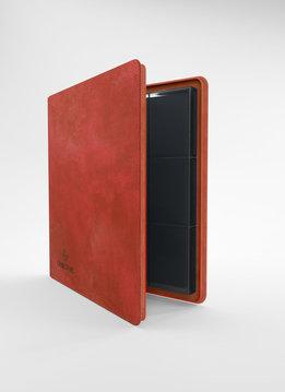 Zip-Up Album: 24-Pocket Red