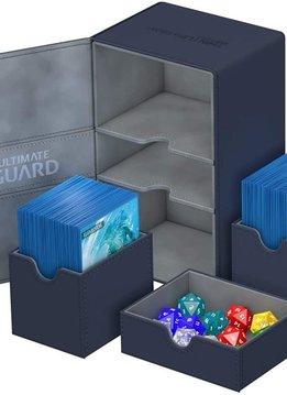 Twin Flip'n'Tray Deck Case 160+ XenoSkin Blue