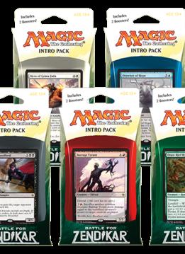 Battle for Zendikar Intro Pack (FR)