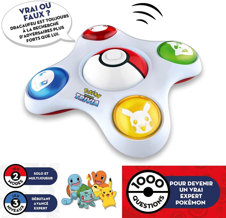 Pokémon Dresseur Quiz (FR)