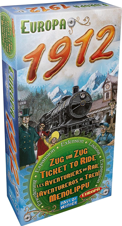 Aventuriers du Rail: Europa 1912 (ML)