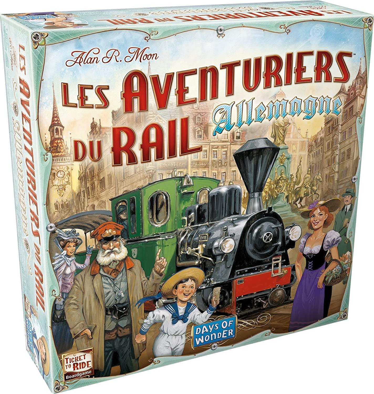 Aventuriers du Rail: Allemagne