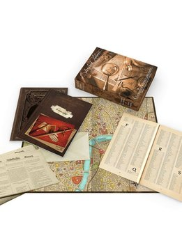 Sherlock Holmes: Les Meurtres de la Tamise et Autres Enquêtes