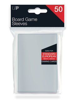 59mm X 92mm Standard European Board Game Sleeves (50ct)