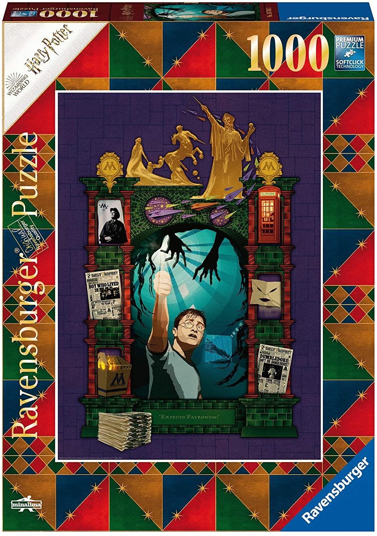 Casse-tête: Harry Potter et l'Ordre du Phénix (1000pcs)