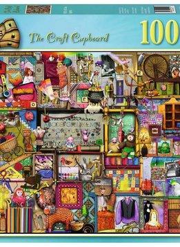 Casse-tête: L'armoire artisanale (1000pcs)