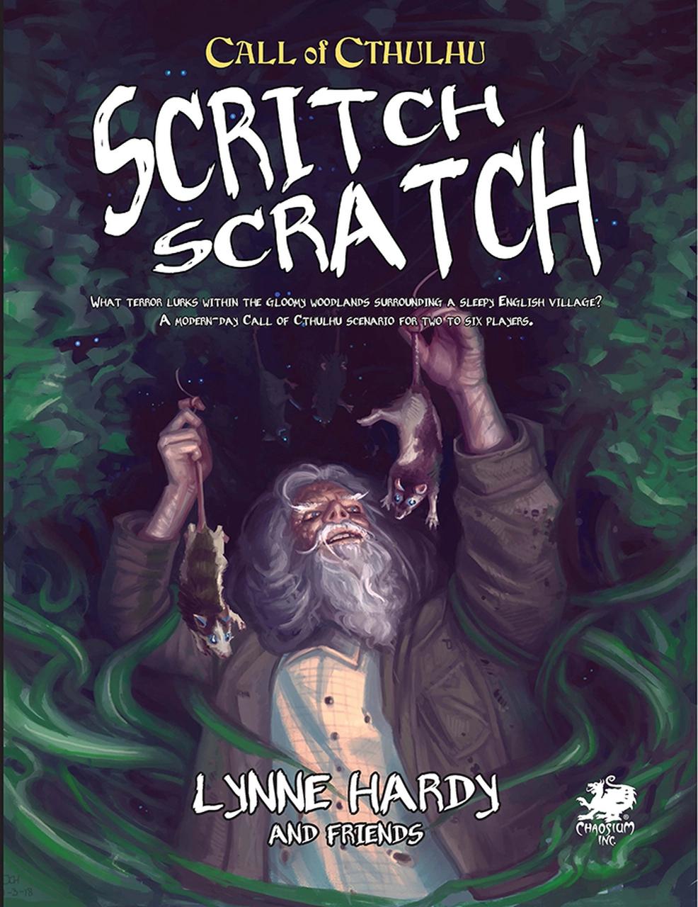 Call of Cthulhu: Scritch Scratch (EN) (SC)
