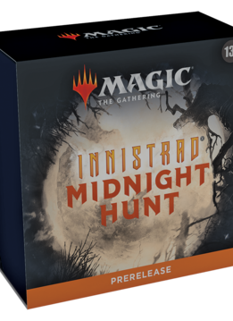 Innistrad: Midnight Hunt - Prerelease à la maison (17 sept)