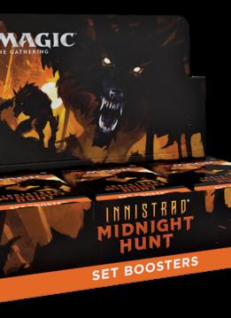 Innistrad: Midnight Hunt Set Booster Box (17 sept)