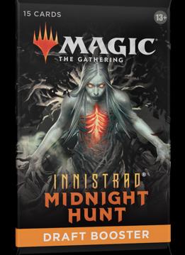 Innistrad: Midnight Hunt Draft Booster Pack (24 sept)