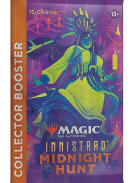 Innistrad: Midnight Hunt Collector Booster Pack (24 sept)