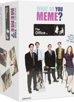 What do you Meme? The Office - Base Game