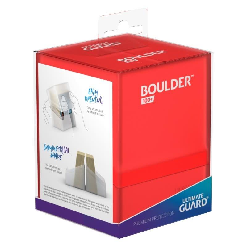 Boulder Deck Case: Standard 100+ Ruby