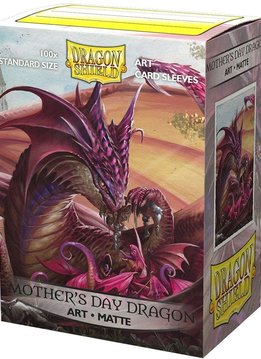 Mother's Day Dragon - Dragon Shield Matte Art Sleeves (100ct)
